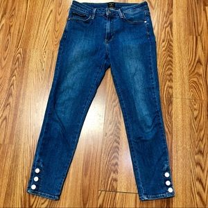 JustBlack Skinny Ankle Jeans Size 28